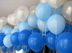 Balloner & PomPoms barnedab dreng - Prinsessens Bryllup