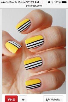 Racing stripes!