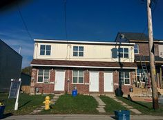 Two Freehold townhomes in Oshawa, ON. Listed at $289,900. Fully rented. Call 1 905-430-6655 for more information.