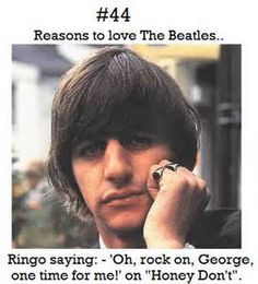 Reasons to love The Beatles #44