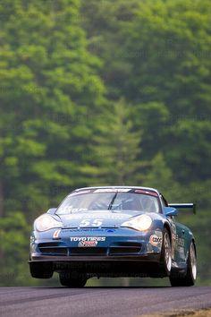 Porsche driven in 2005 SCCA Speed World Challenge by Wolf Henzler