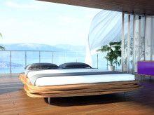 Łóżko zaprojektowane przez polską parę projektantów Gie-el. Już w naszej ofercie