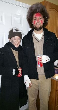29 Ideas Funny Christmas Costumes Hilarious #funny Diy Christmas Costumes, Halloween Costumes 2014, Hallowen Costume, Costume Ideas, Funny Couple Halloween Costumes, Funny Halloween Costumes, Halloween Fun, Hilarious Couples Costumes, Halloween Projects