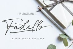 Fadello by cooldesignlab
