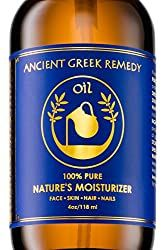 Organic Blend of Olive Lavender Almond and Grapeseed oils with Vitamin E. Daily Moisturizer for Skin Hair Cuticle Scalp Foot nail and face care. Pure natural Full Body oil for Men and Women Oils For Men, Best Moisturizer, Organic Oil, Stress Management, Natural Skin Care, Natural Hair, Tricks, Pure Products, Beauty Products