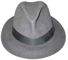 e52f2a3dd1d A fedora is a felt hat with a wide brim and indented crown. Approved by  Andrea Beaty