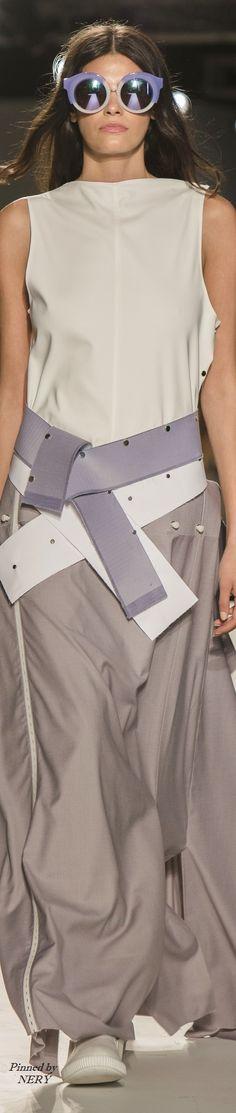 Wei Hung - Parsons Fashion Show 2016