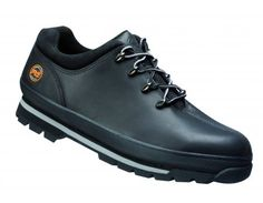 Timberland 6201040 Low Splitrock Pro Black Safety Shoes With Steel Toe Caps & M