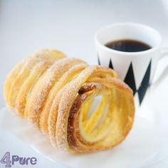 Daring bakers: Chimney cake | 4Pure #recipe #chimney #cakes #romanian #4pure http://www.4pure.nl