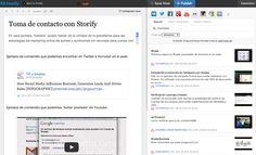 Storify selecciona el mejor contenido de las redes sociales para tus seguidores