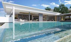 Samujana Samui Villas in Koh Samui, Thailand by Gfab Architects