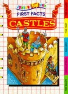 Castles (Junior Funfax First Facts) By C. Madsen