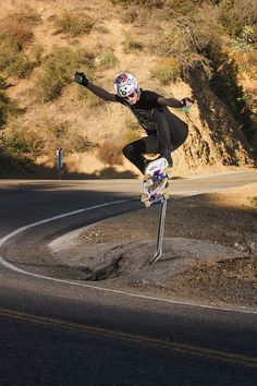 Following your passion is something we live by, so we're stoked that Original Skateboards Pro Rider, Brett Ciabattini, graduates high school and dedicates his life to longboarding. Do what you love. Love what you do. Don't forget your Arbiter DK.