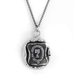 Pyrrha Good Fortune Talisman Necklace