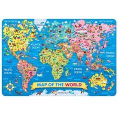 T.S. Shure Map of the World Jumbo Floor Puzzle T.S. Shure http://www.amazon.com/dp/B00NM8Q0GA/ref=cm_sw_r_pi_dp_d5egwb1J6X76N