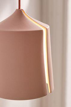 Shop Leila Ceramic Light Pendant at Urban Outfitters today. Ceramic Painting, Ceramic Art, Ceramic Lamps, Ceramic Furniture, Ceramic Light, Ceramic Pendant, Diy Pendant Light, Pendant Lighting, Keramik Design