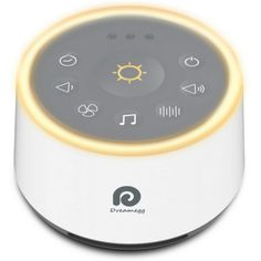 This sound machine offers you a comfortable & relaxing listening experience. Includes optional night light helps lull babies into sound sleep. White Noise Sound, Sound Of Rain, Yellow Night Lights, Baby Sounds, Sleep Therapy, Baby Night Light, How To Sleep Faster, How To Fall Asleep, Stuff To Buy