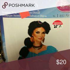 New Disney Jasmine Halloween Wig New, never worn Accessories Hair Accessories