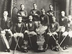 first stanley cup winners montreal aaa