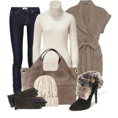 #Fall #winter #fashion