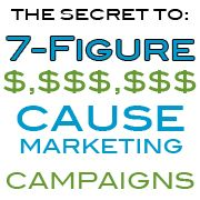 "Cause Marketing | Secret to Building Million Dollar Franchise Campaign: This blog post shares a key component of successful 7-figure cause marketing campaigns by sharing details about the following partnerships: Arby's Foundation & Share Our Strength - ""No Kid Hungry"" AND March of Dimes ""imbornto - every baby is born to do something great."" Lots to learn from these impressive efforts! #nonprofit #cause #marketing #campaign"