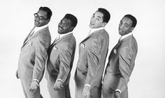 Motown act Smokey Robinson and the Miracles in 1967