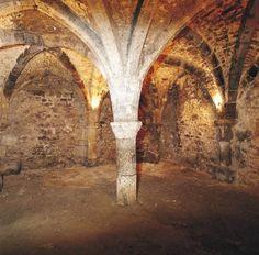 Cave des Templiers, Château-Landon - Seine et Marne