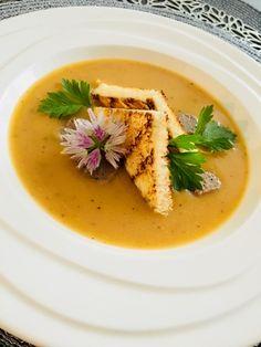 Lahodná polievočka zo zemiakov a koreňovej zeleniny Thai Red Curry, Ale, Ethnic Recipes, Food, Meal, Eten, Ales, Meals