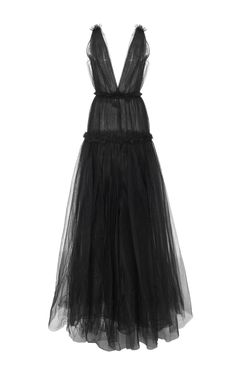 A gown for a maximalist minimalist.