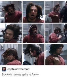 Bucky Barnes, cacw, captain America civil war