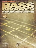 Hal Leonard - Bass Grooves The Ultimate Collection Instructional Book and CD - Multi