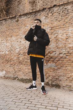 adidas Originals: PROPHERE. Worn by rapper Rels B.