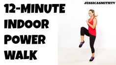 Get a quick energy boost or simply add more steps to your daily total with this free workout vid! Full Length Walking Workout -- Power Walk At Home Jessica Smith TV Power Walking, Walking Training, Walking Exercise, Walking Workouts, Jessica Smith, Cardio Training, Race Training, Training Plan, Training Equipment