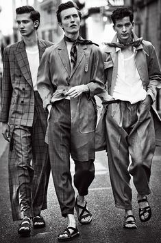 Fine and Dandy - – The Teddy Boys was a youth subculture in Britain – This is an inspired editorial. Source by claraheil - Teddy Boys, Estilo Dandy, Look Street Style, Look Man, Mode Streetwear, Men Street, Mode Vintage, Mode Style, 80s Style