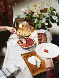 Thanksgiving with Blue Eyed Yonder + Landon Jacob + Meredith Mejerle for AO — Cottage Hill