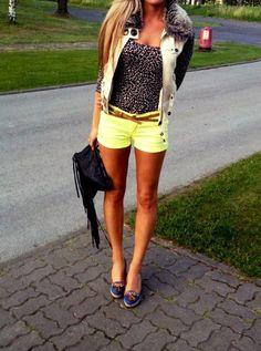 Love the shorts!