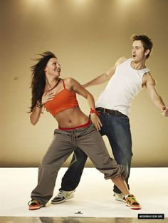 Have fun, dance together ♡ picture from Just Dance, Step Up Dance, Step Up Revolution, Dance Movies, New Movies, Step Up 3, Briana Evigan, Step Up Movies, Hiphop