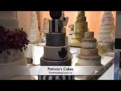Wedluxe 2015 Patricia's Cakes