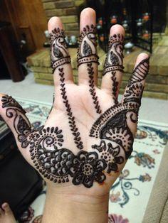Eid henna!