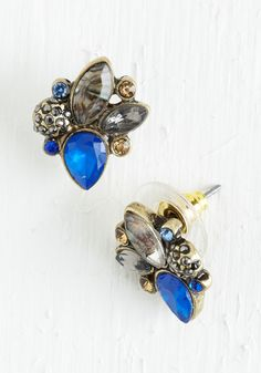 Vintage Wedding Style - The Shine is Now Earrings