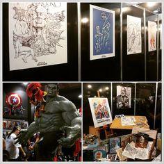 Resumo da 21° Fest Comix, uma das maiores feiras de quadrinhos do mundo. Quadrinhos para todos os gostos, esculturas como o Hulk, algumas palestras e uns shows! Foi bom, mas era para ser demais. Acho que foi mal divulgada na mídia e mal vi trabalhos brasileiros na exposição. Espero que a próxima seja melhor! #21festcomix #quadrinhos #culturageek #exposicoes #sp