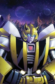 Transformers Bumblebee   -I was wanting a picture of this!! <3