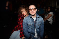 Jennifer Lopez and Casper Smart haven't yet confirmed they're back together, but that hasn't stopped the pair from spending as much time together as possible, often posting photos and videos on Instagram and attending every award show hand in hand. Their latest cute outing took place at Madonna's Rebel Heart tour stop at Madison Square Garden in New York.