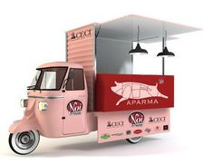 aParma ... by street food mobile