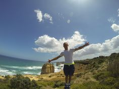 The Twelve Apostles w Port Campbell, VIC