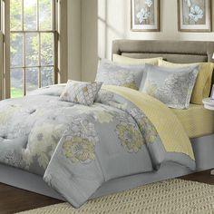 Madison Park Essentials Avalon Comforter Set ($79.20)