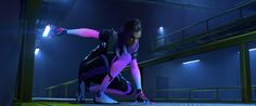 "ArtStation - Sombra animated short ""Infiltration"" model, Hong Chan Lim"