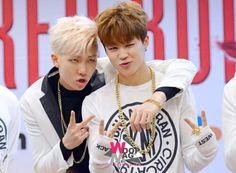 Rap Monster + Jimin