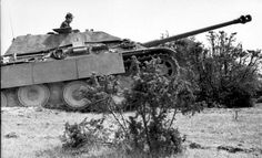 Jagdpanther side on #worldwar2 #tanks