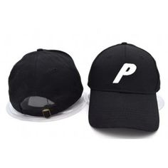 2aee4337a40 Your Initials Hat! Palace Letter P Strapback Hat http   superdap.com